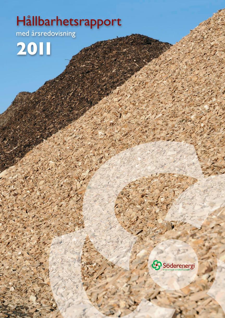 Söderenergi Hållbarhetsrapport med Årsredovisning 2011
