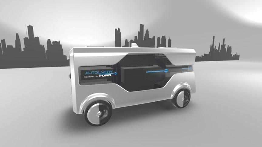 Autolivery på MWC
