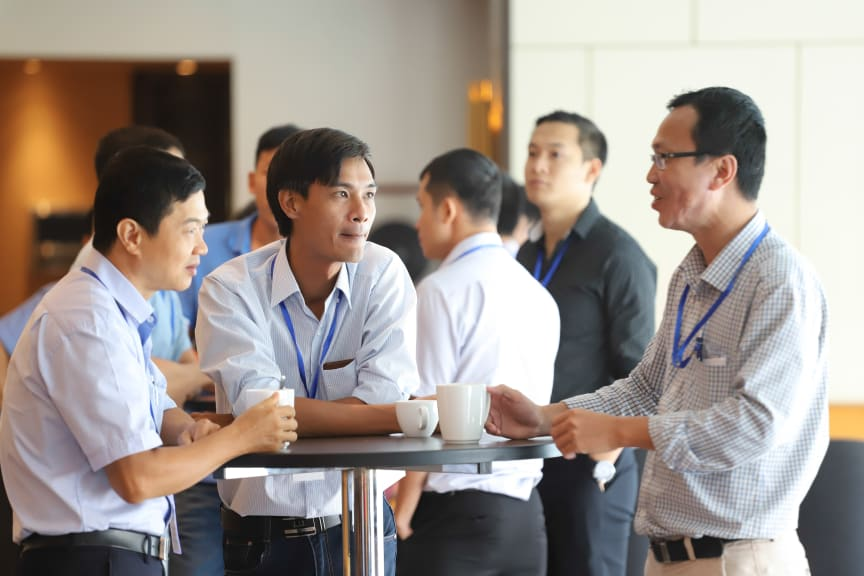 The ATEX and IECEx Seminar 2018 - Tea break and networking