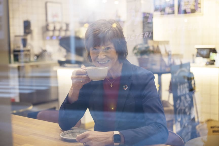 Eva Eriksson, Head of Sustainability, Löfbergs