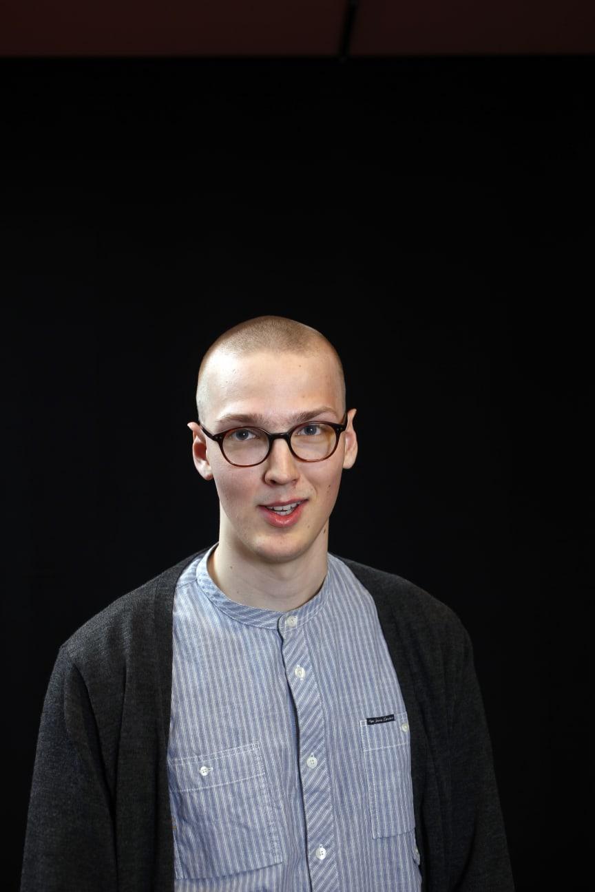 Kristofer Svensson. Foto: Stefan Nilsson