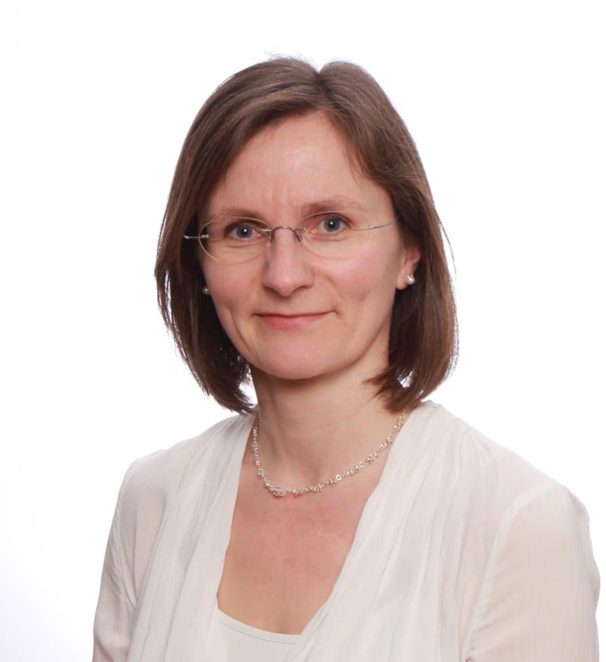 Judith Gudmundsdottir, barnläkare och tidigare forskare vid Sahlgrenska akademin, Göteborgs universitet