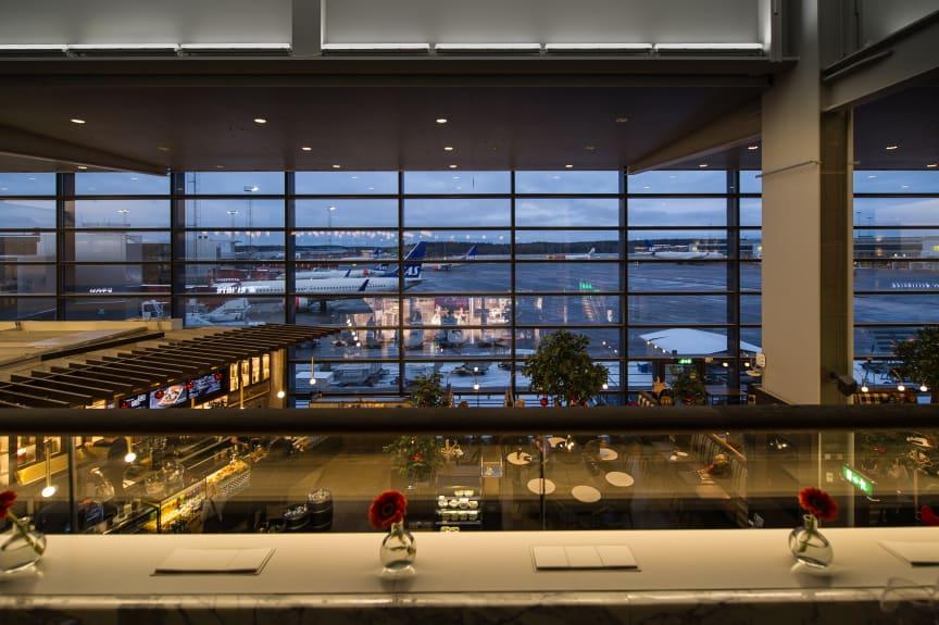 American Express Lounge by Pontus