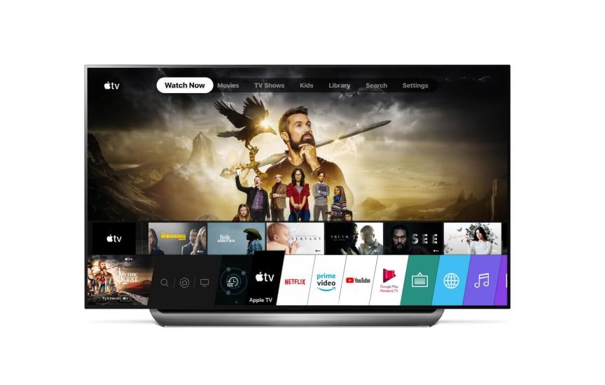 Apple TV App Now on 2019 LG TVs _01