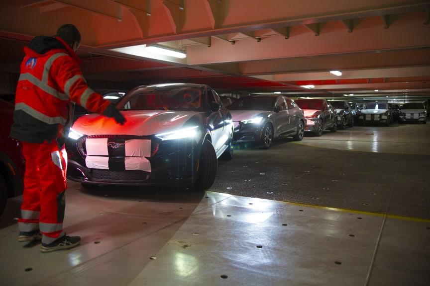 Mustang Mach-E, 2020