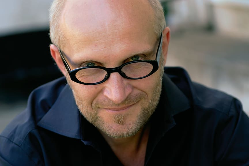 Portrett Lars Saabye Christensen