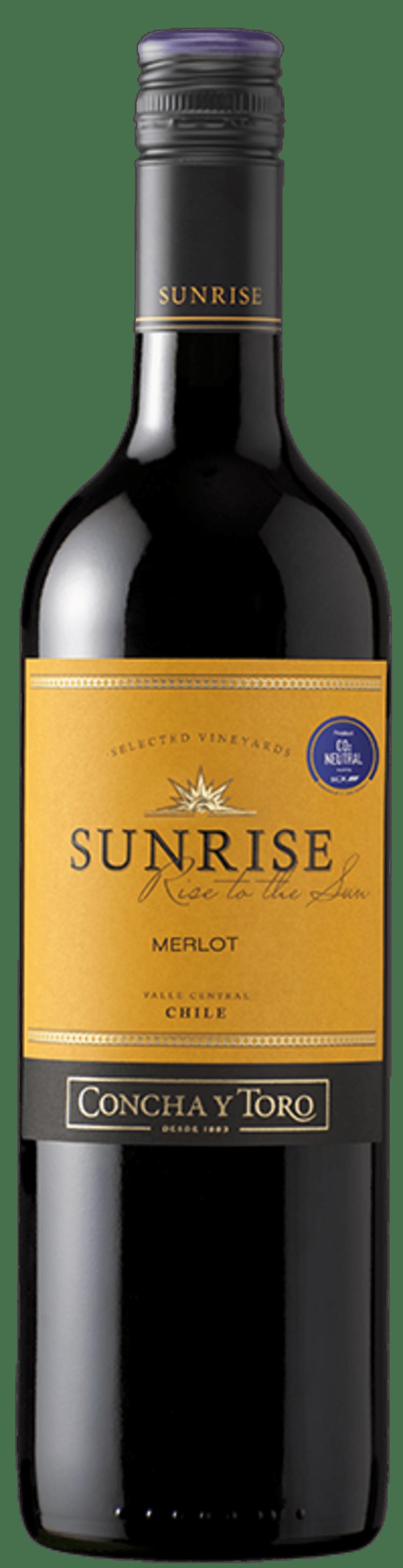 Sunrise Merlot (nr 6519)