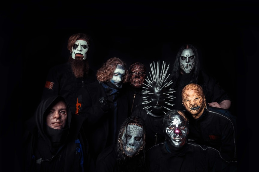 Slipknot (c) Roadrunner Records