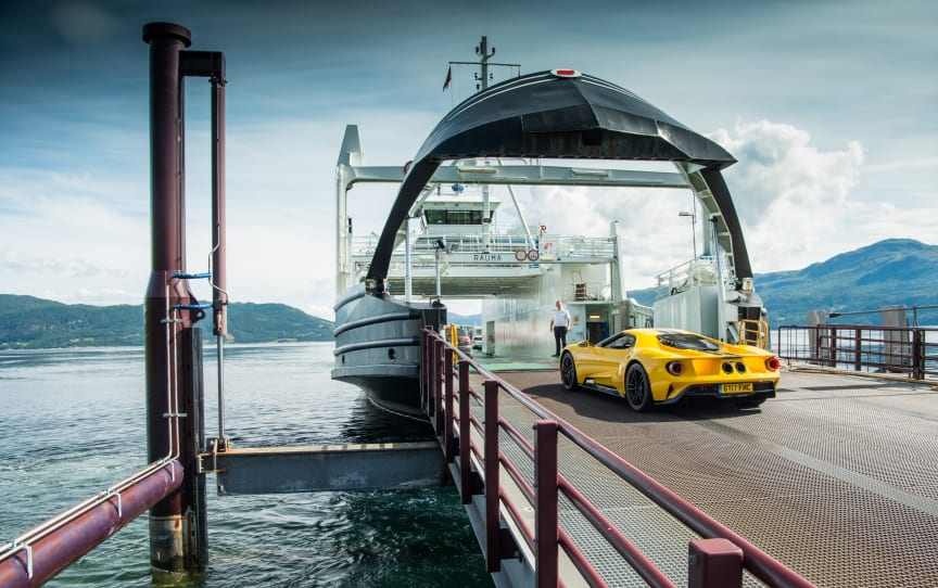 Ford GT Norge
