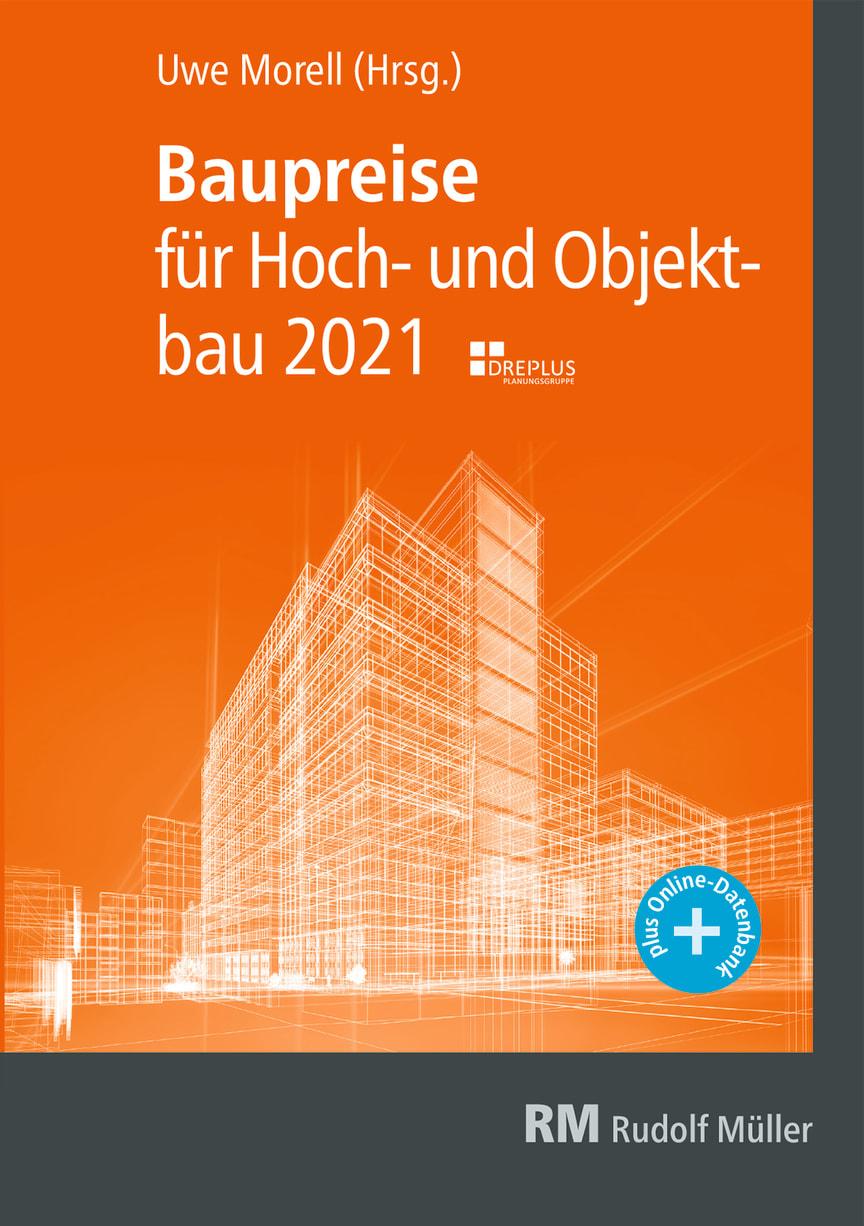 Baupreise für Hochbau und Objektbau 2021 (2D/tif)