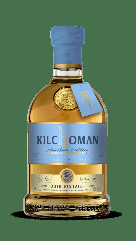 Kilchoman 2010 Vintage 2019