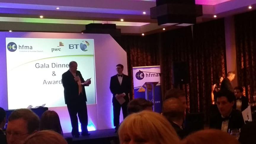 HFMA Yorkshire Branch Gala Dinner & Awards
