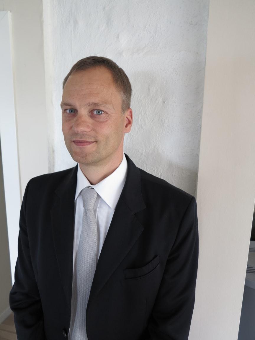 Lars Torstveit, Sales Manger O&G and Marine, Schneider Electric