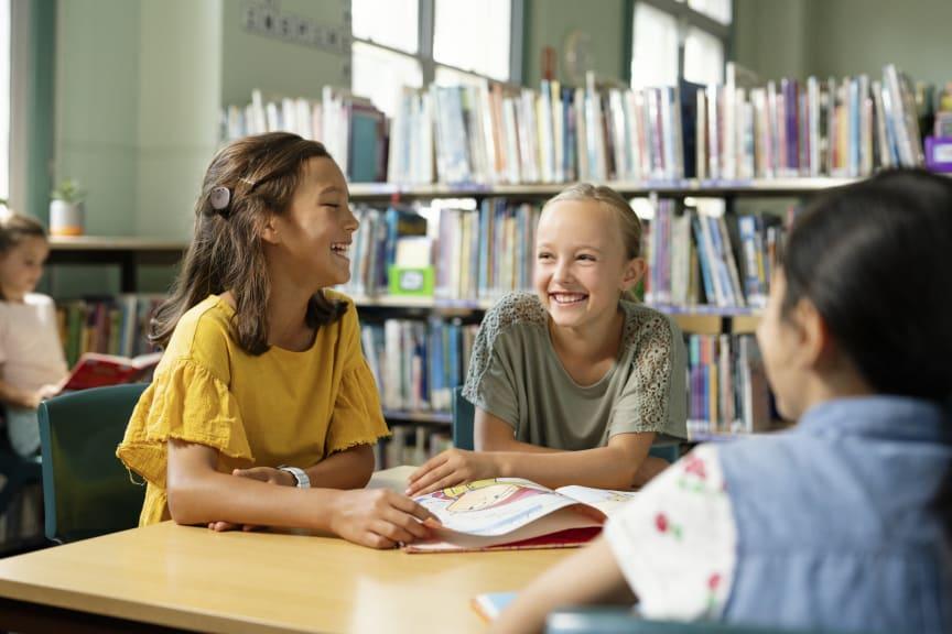 In der Schule - Cochlear™ Nucleus® Kanso® 2 Soundprozessor