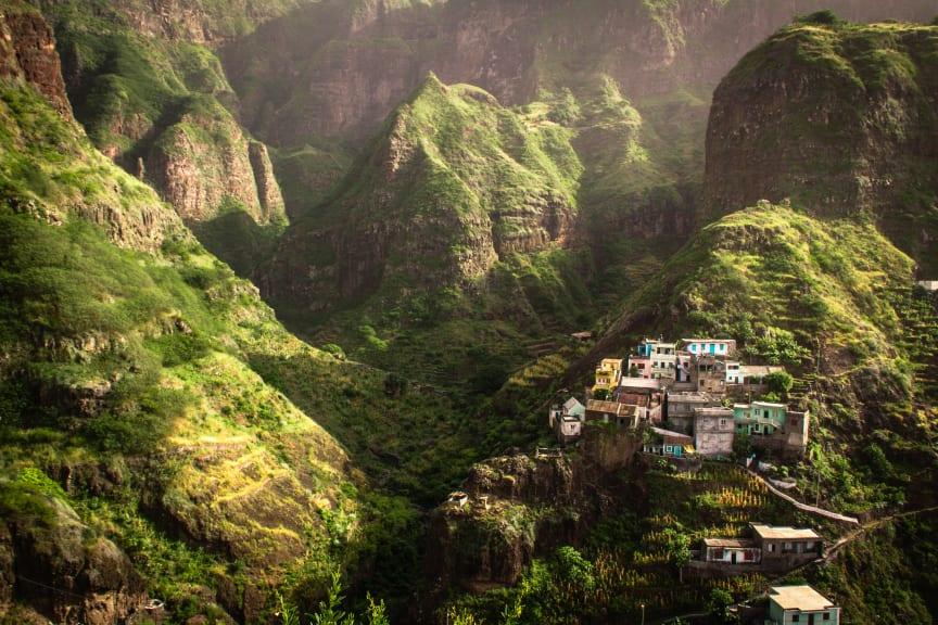 Cape Verde Islands, Santo Antão village ©Ulrich-Hollmann, GettyImages
