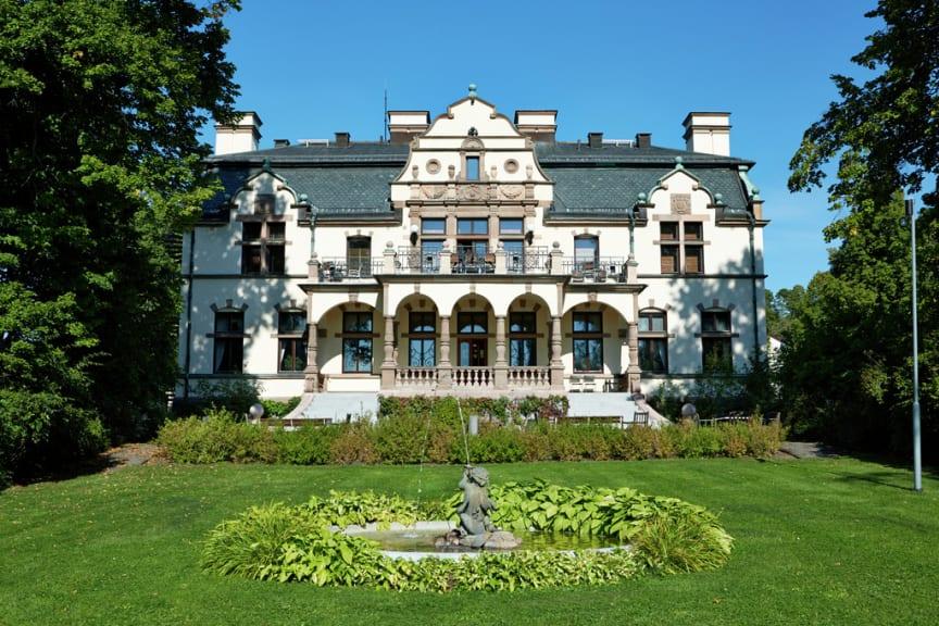 Ljunglöfska Slottet. Fotograf: Bengt Alm