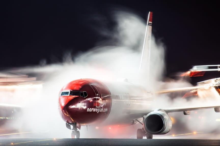 Boeing 737-800. Foto: Jørgen Syversen