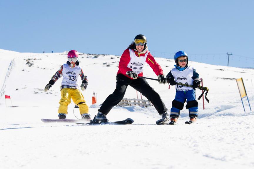 Ski Out Race
