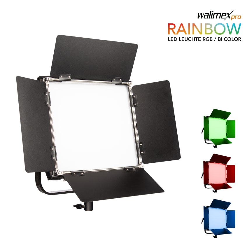 Walimex pro Rainbow RGBWW 50_100W 23034 23035 01