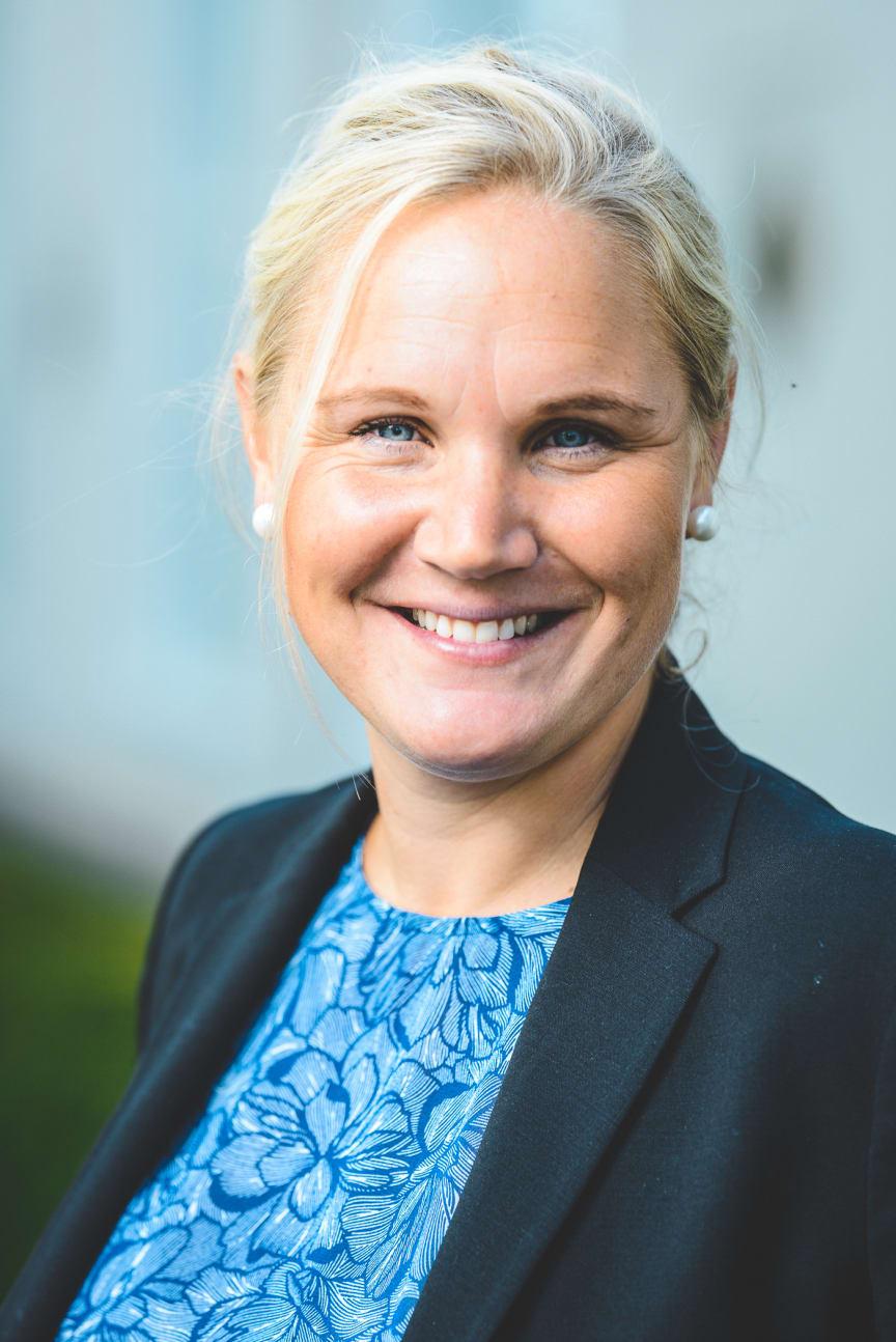 Maria Bolin Anvill, vd Utvecklingsklustret Energi AB