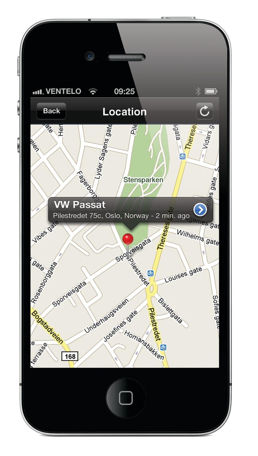 DEFA Link - Finder kart