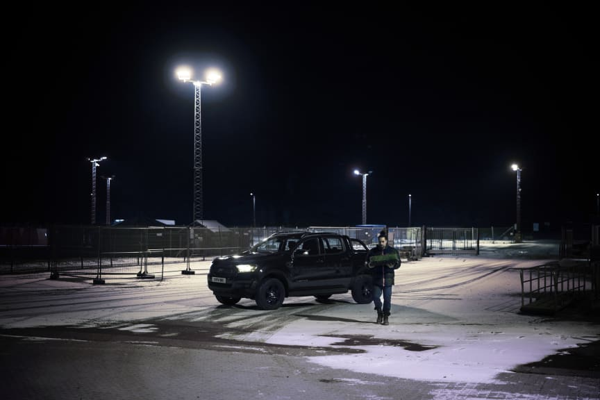 Ford Ranger Black Edition Svalbard (8)