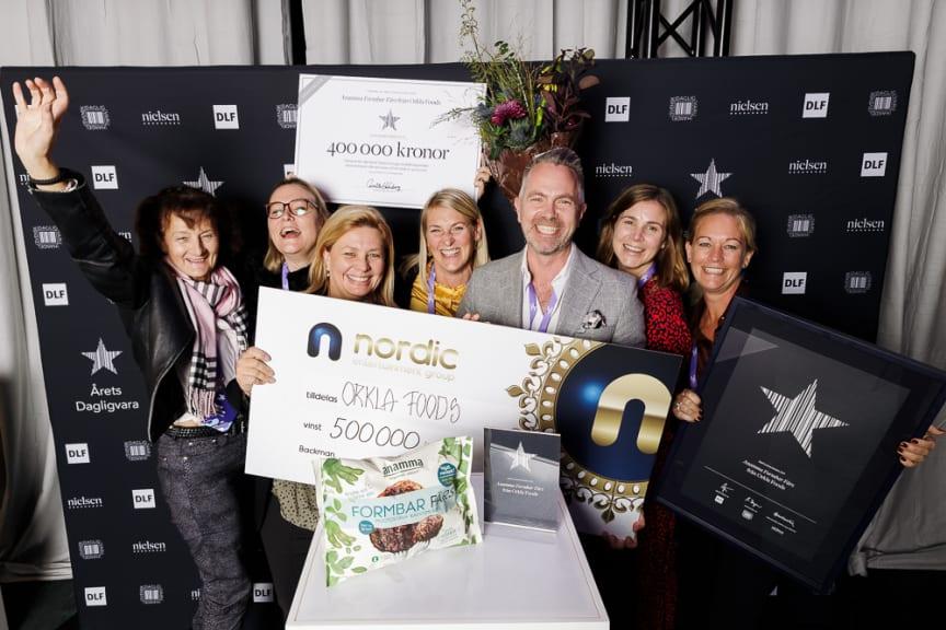 Vinnare ÅDV Orkla Foods 2019