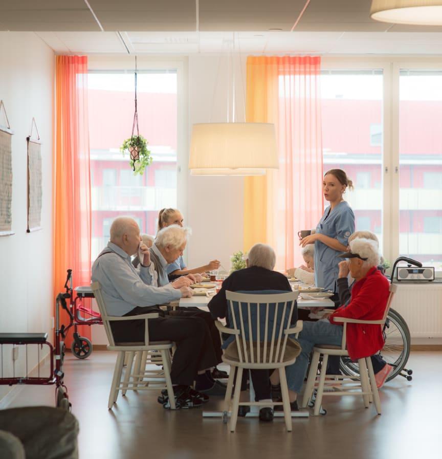 Humana Växjö Skärvet Vård- och omsorgsboende