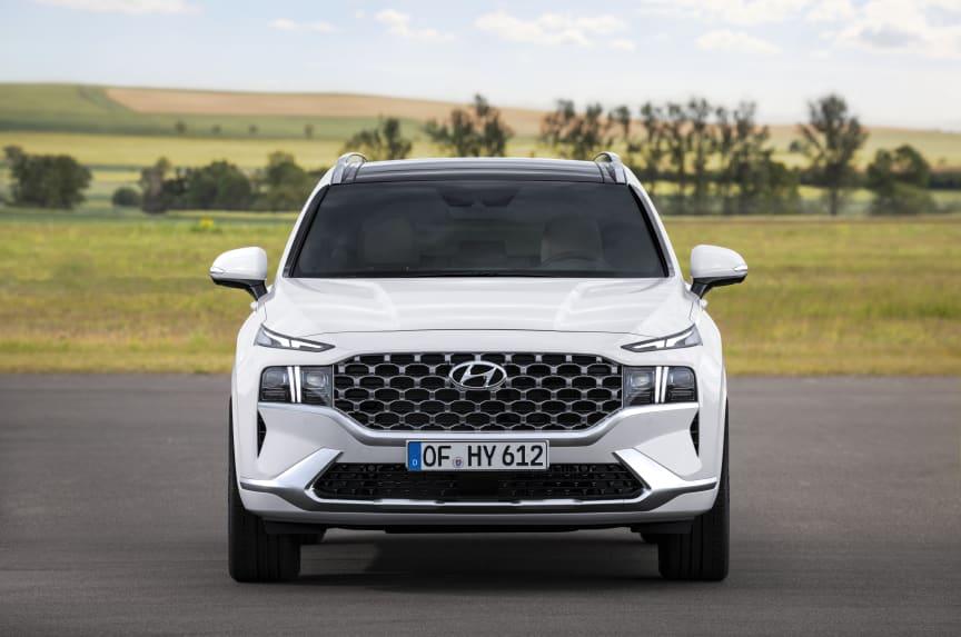New Hyundai Santa Fe (13)