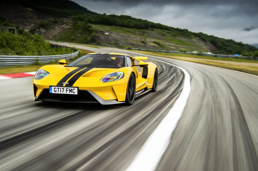 Ford GT Norge (3)