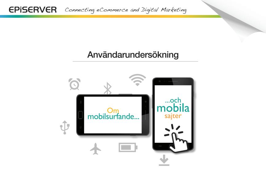 Mobilsurfandet ökar - men användarna flyr krångliga mobilsajter