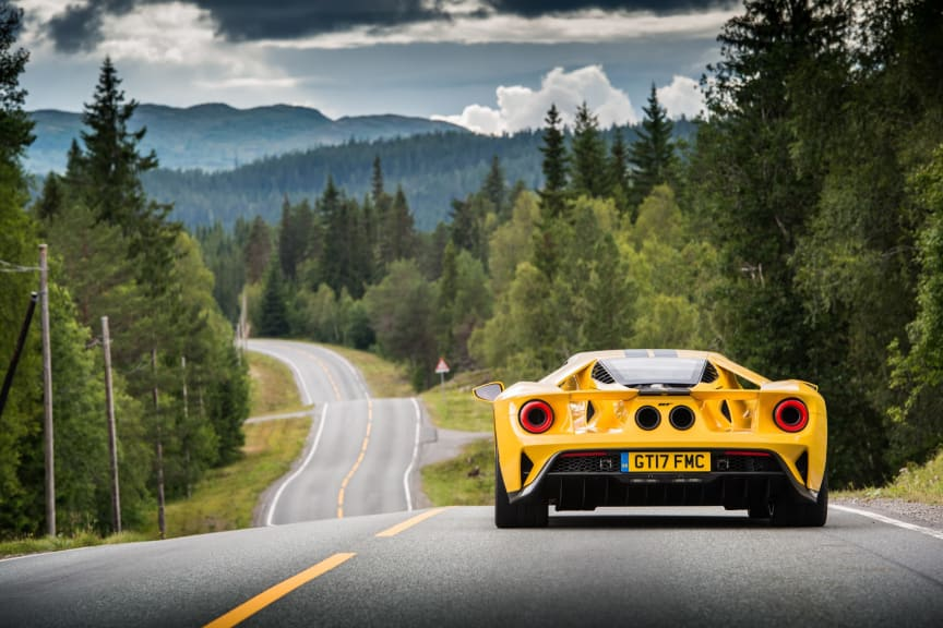 Ford GT Norge (2)