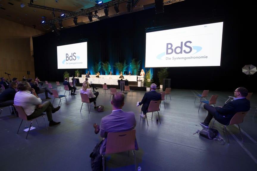 BdS-Mitgliederversammlung 2021
