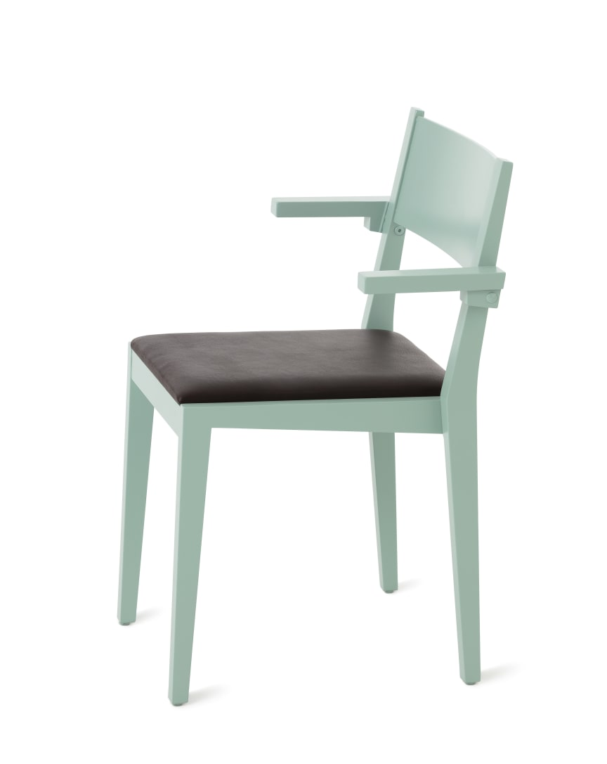 Axel stol, design Mats Aldén