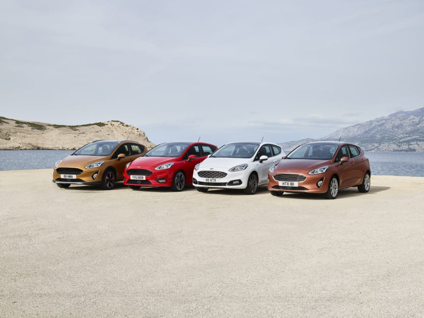 Ford Fiesta Womens world car of the year 2017 (2)