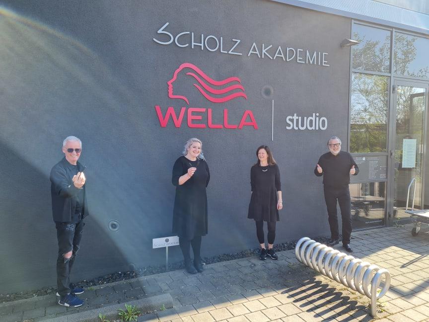 Digitales calligraphy cut®-Seminar in der Scholz Akademie