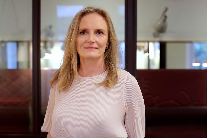 Britta Burreau, VD, KPA Pension