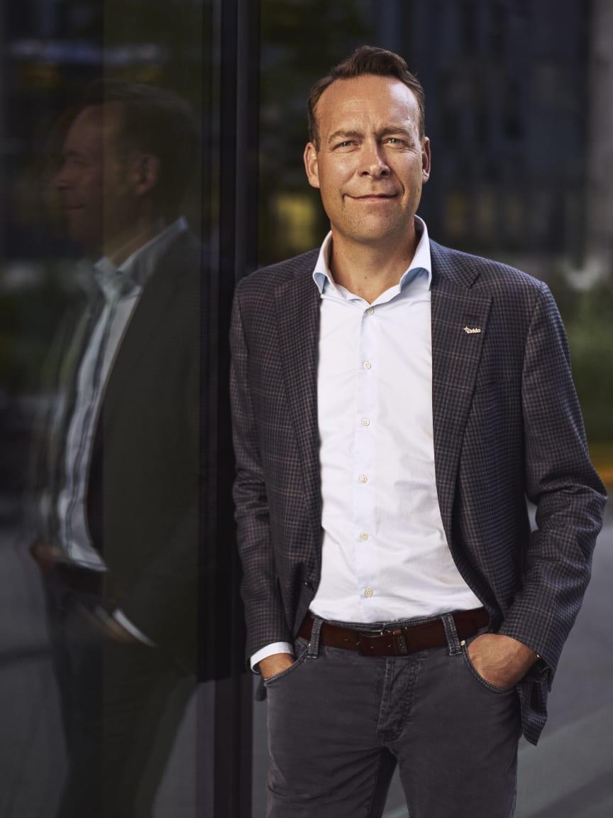 CEO i Orkla, Jaan Ivar Semlitsch