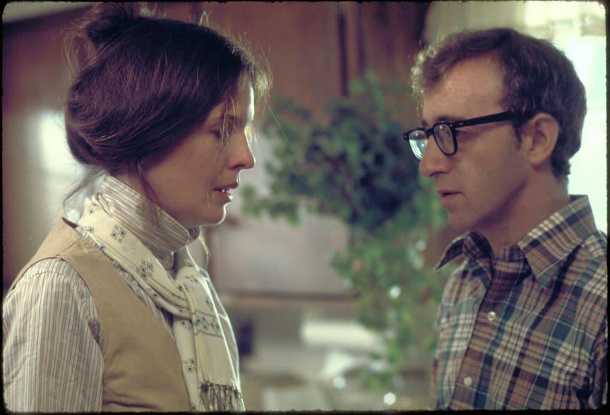 Mig og Annie - Diane Keaton og Woody Allen i storslået klassiker