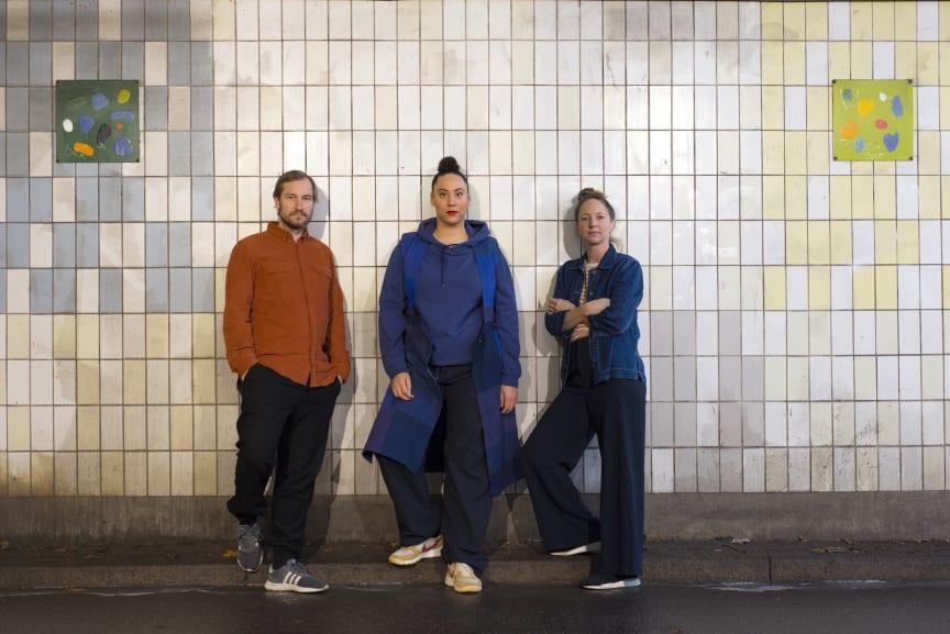 6.5.22 Victor af Wetterstedt, Felizia Matthews och Elsa Torell Nordgren  Greenhouse SFLF2020