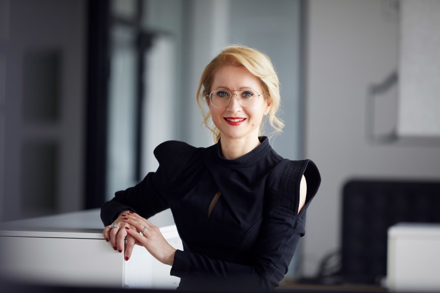 Andrea Belegante, BdS-Hauptgeschäftsführerin