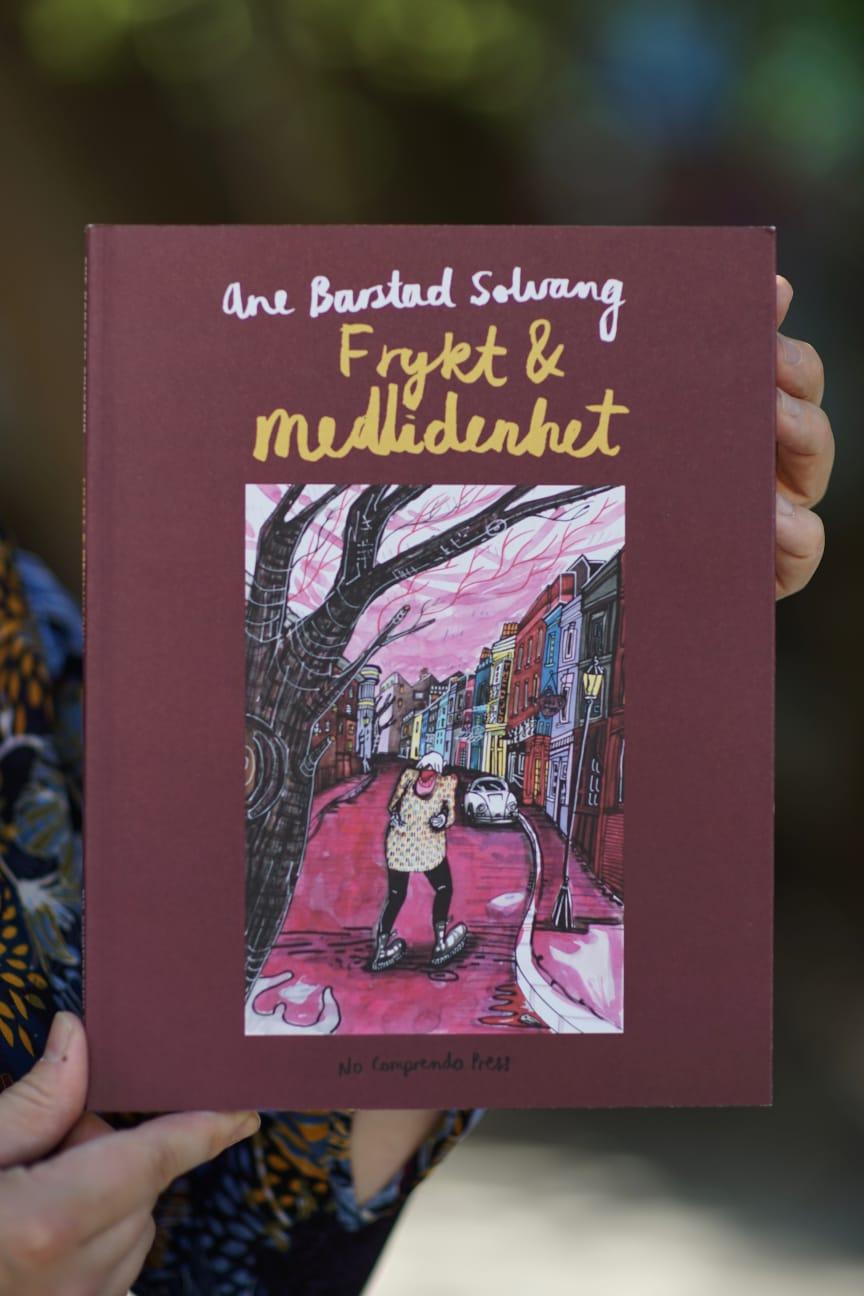 Frykt og medlidenhet av Ane Barstad Solvang