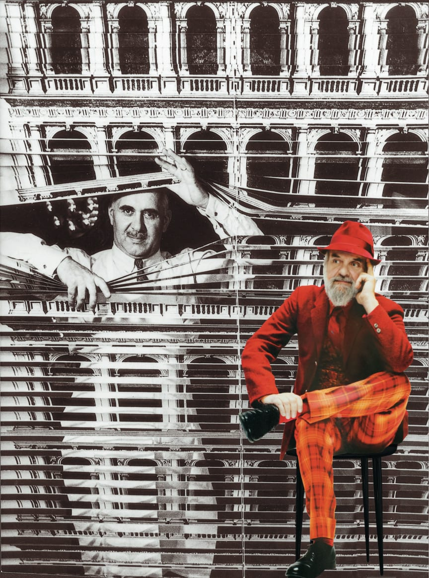 Piero Fornasetti och Barnaba Fornasetti