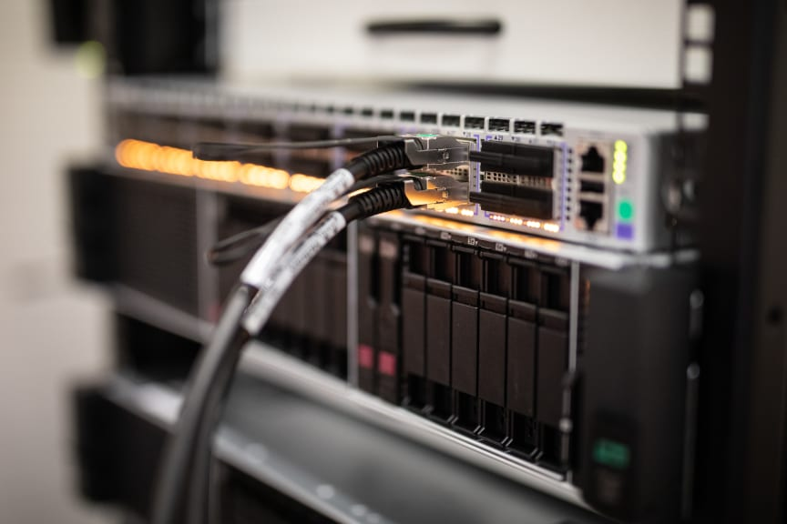 Panalpina manages entire server supply chains