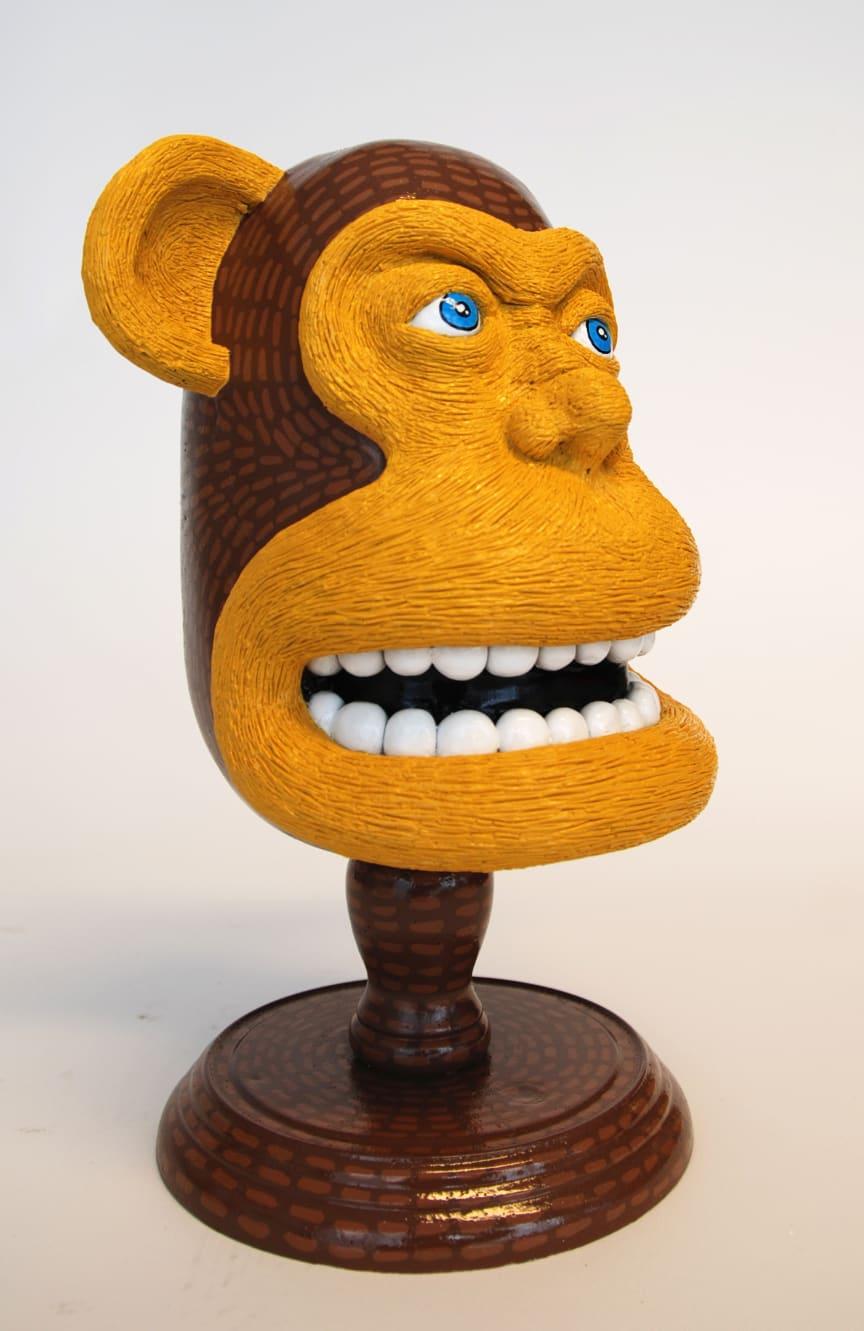 Monkey business2 av Jim Darbu