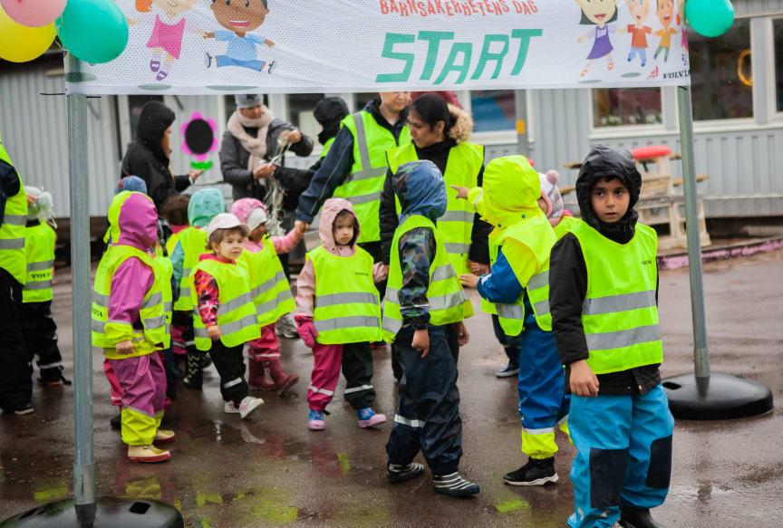 Baklängesmarschen Göteborg 2019