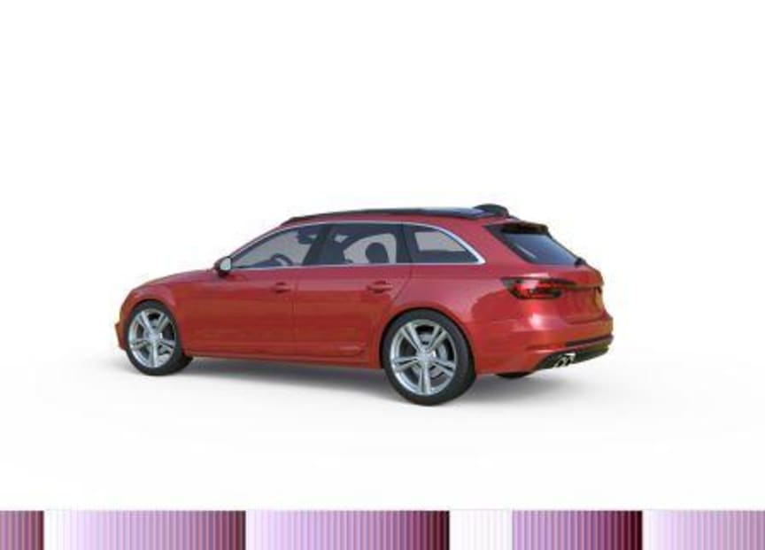 SEs Dachbox Audi A4 Web