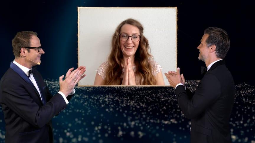 Felix Burda Award 2021: Ehrenfelix für Susanna Zsoter