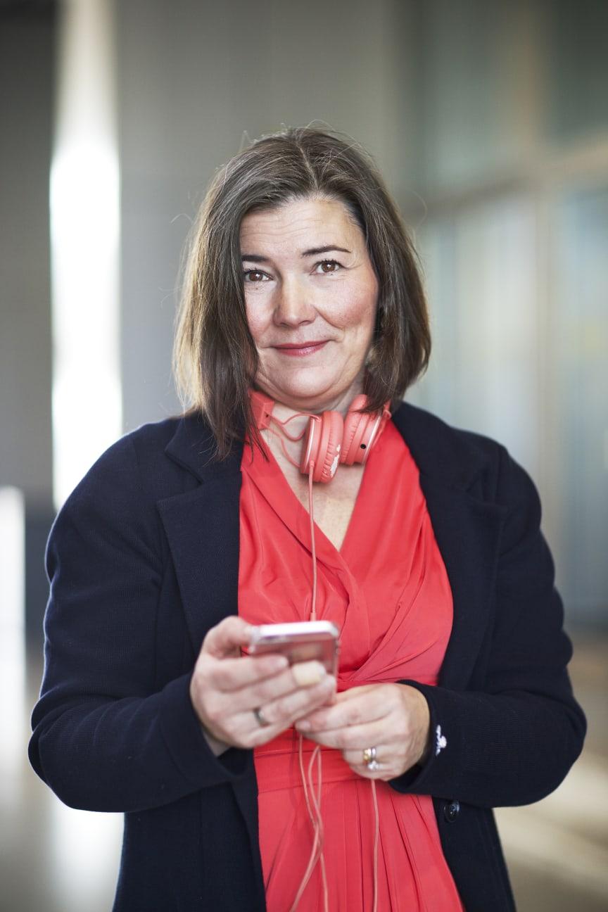 Ann-Sofie Olding, Förbundschef Medborgarskolan