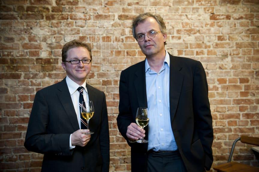 Christian Holthausen & Arne Ronold